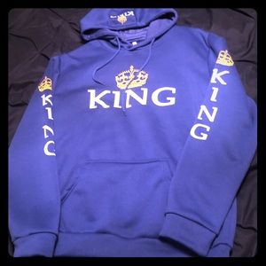 Other - King Hoodie XXL